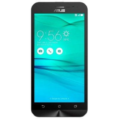 Смартфон ASUS Zenfone Go ZB500KG 8Gb черный (90AX00B1-M00130) смартфон asus zenfone go zb500kl 16gb white 1b050ru