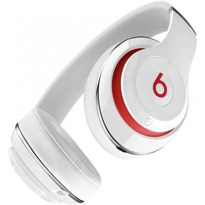 Bluetooth-гарнитура Beats Solo2 Wireless белый (MH8J2ZE/B)Bluetooth-гарнитуры Beats<br>Наушники мониторы Beats Studio Wireless белый беспроводные bluetooth (оголовье)<br>