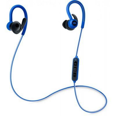Bluetooth-гарнитура JBL Reflect Contour синий (JBLREFCONTOURBLU) bluetooth гарнитура jbl v100 black