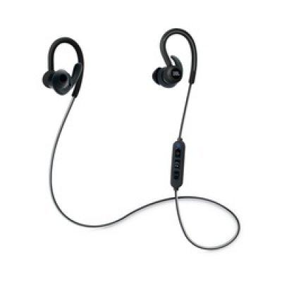 Bluetooth-гарнитура JBL Reflect Contour черный (JBLREFCONTOURBLK)Bluetooth-гарнитуры JBL<br>Наушники беспроводные  Reflect Contour, черные<br>