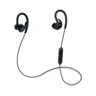 Bluetooth-гарнитура JBL Reflect Contour черный (JBLREFCONTOURBLK) bluetooth гарнитура jbl v100 black