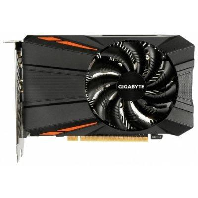 Видеокарта ПК Gigabyte GeForce GTX 1050 Ti 1290Mhz PCI-E 3.0 4096Mb 7008Mhz 128 bit DVI HDMI HDCP (GV-N105TD5-4GD), арт: 254252 -  Видеокарты ПК Gigabyte