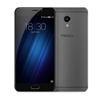 Смартфон Meizu M3E 32Gb серый (A680H 32GB GRAY)Смартфоны Meizu<br>Смартфон Meizu M3E A680H серый моноблок 3G 4G 2Sim 5.5 Android 6.0 802.11bgn BT GPS<br>