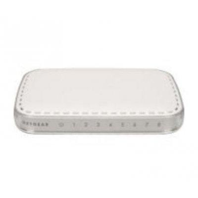 Коммутатор Netgear GS608-400PES (GS608-400PES)Коммутаторы Netgear<br>Коммутатор NetGear GS608-400PES<br>