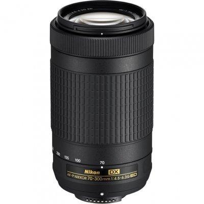 Объектив для фотоаппарата Nikon AF-P ED (JAA828DA) 70-300мм f/4.5-6.3 (JAA828DA)