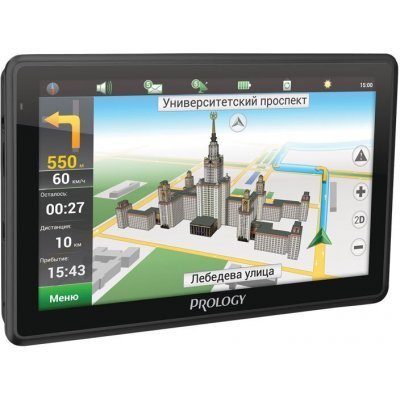 Навигатор GPS Prology iMAP-7500 (IMAP-7500)