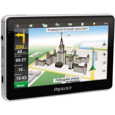 Навигатор GPS Prology IMAP-5800 (IMAP-5800) автомобильный радар prology iscan 3010