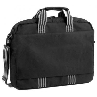 Сумка для ноутбука Defender Swift черный (Defender Swift black)Сумки для ноутбуков Defender<br>Сумка для ноутбука Defender Swift 15  - 16 черный, органайзер, карманы<br>