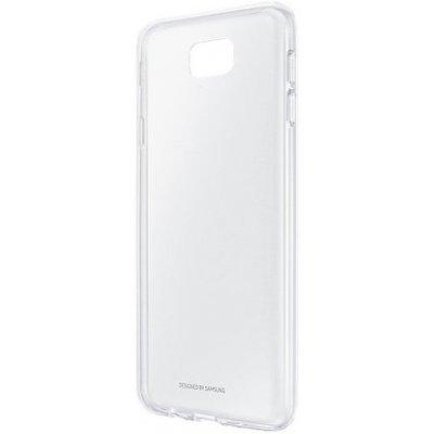 Чехол для смартфона Samsung для Galaxy J5 Prime Clear Cover прозрачный (EF-QG570TTEGRU) (EF-QG570TTEGRU) чехол клип кейс samsung protective standing cover great для samsung galaxy note 8 темно синий [ef rn950cnegru]