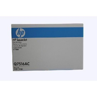 Тонер-картридж для лазерных аппаратов HP Q7516AC (Q7516AC)Тонер-картриджи для лазерных аппаратов HP<br>для принтера LJ5200, черный (12000 стр) в технической упаковке<br>
