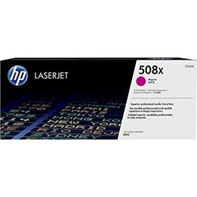 Тонер-картридж для лазерных аппаратов HP Contract High Yield Magenta (CF363XC)Тонер-картриджи для лазерных аппаратов HP<br>Цвет: High Yield Magenta, совместимо с аппаратами из серии: HP Color LaserJet Enterprise M553dn (B5L25A), M553n (B5L24A), M553x (B5L26A)<br>