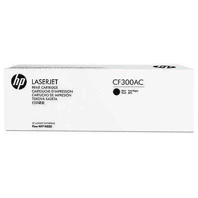 Тонер-картридж для лазерных аппаратов HP 827A Black (CF300AC)Тонер-картриджи для лазерных аппаратов HP<br>HP черный для HP Color LaserJet Enterprise M880 827A (в технологической упаковке)<br>