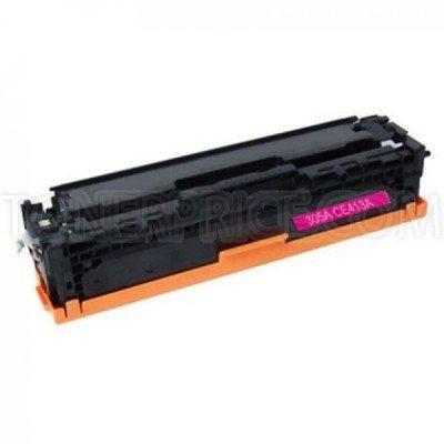 Тонер-картридж для лазерных аппаратов HP 305A Mgn (CE413AC)Тонер-картриджи для лазерных аппаратов HP<br>пурпурный для CLJ M451 (в технологической упаковке)<br>