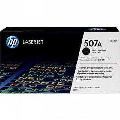 Тонер-картридж для лазерных аппаратов HP 507X Blk CE400YC (CE400YC)Тонер-картриджи для лазерных аппаратов HP<br>Contract LJ Toner Cartridge<br>