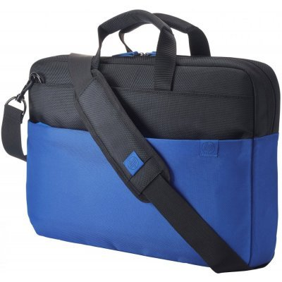 Сумка для ноутбука HP 15.6 Duotone Blue (Y4T19AA)Сумки для ноутбуков HP<br>сумка, максимальный размер экрана 15.6, материал: синтетический<br>