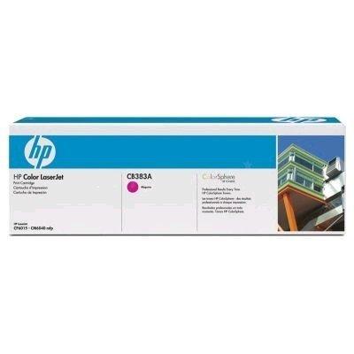 Тонер-картридж для лазерных аппаратов HP №824A Magenta CB383YC (CB383YC)Тонер-картриджи для лазерных аппаратов HP<br>пурпурный CLJ CM6030/CM6040 (25000стр.) в технологической упаковке<br>