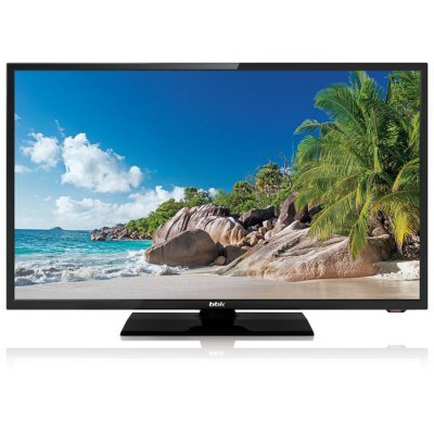 ЖК телевизор BBK 24 24LEM-1026/T2C (24LEM-1026/T2C)ЖК телевизоры BBK<br>Телевизор LED BBK 24 24LEM-1026/T2C черный/HD READY/50Hz/DVB-T/DVB-T2/DVB-C/USB (RUS)<br>