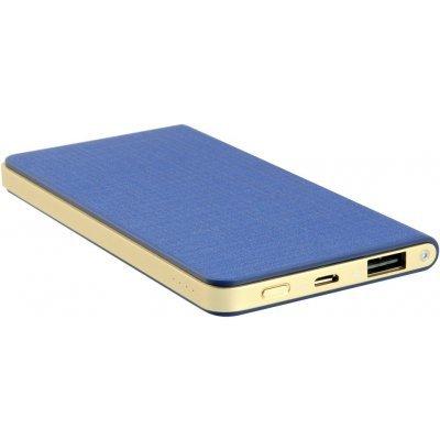 Внешний аккумулятор для портативных устройств IconBit FTB5000SLS (FT-0050L)Внешние аккумуляторы для портативных устройств IconBit<br>Power Bank iconBIT FTB5000SLS (5000 mAh)<br>
