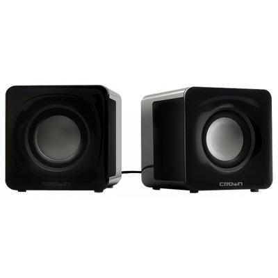Компьютерная акустика Crown CMS-277 (CMS-277) колонки crown cms 410 2x12вт 16вт черный