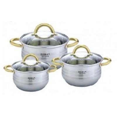 Набор посуды Zeidan Z-50614 (Z 50614)