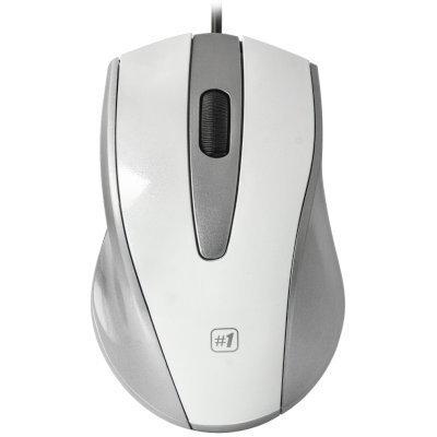Мышь Defender MM-920 White-Grey USB (52922)Мыши Defender<br>Мышка USB OPTICAL MM-920 WHITE/GREY 52922 DEFENDER<br>
