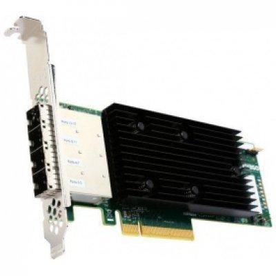 Контроллер RAID LSI 05-25704-00 (05-25704-00)Контроллеры RAID LSI<br>Рейдконтроллер SAS PCIE 16P HBA 9305-16E 05-25704-00 LSI<br>