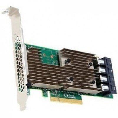 Контроллер RAID LSI 05-25703-00 (05-25703-00)Контроллеры RAID LSI<br>Рейдконтроллер SAS PCIE 16P HBA 9305-16I 05-25703-00 LSI<br>