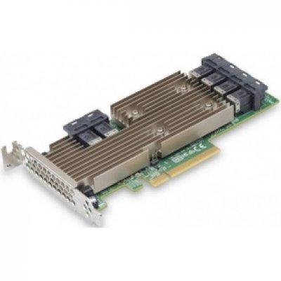 Контроллер RAID LSI 05-25699-00 (05-25699-00)Контроллеры RAID LSI<br>Рейдконтроллер SAS PCIE 24P HBA 9305-24I 05-25699-00 LSI<br>