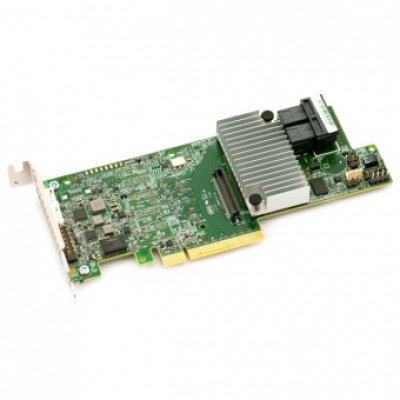 Контроллер RAID LSI 05-25420-08 (05-25420-08)Контроллеры RAID LSI<br>Рейдконтроллер SAS PCIE 8P 9361-8I LSI00417 SGL LSI<br>