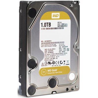 Жесткий диск ПК Western Digital WD1005FBYZ (WD1005FBYZ)Жесткие  диски ПК Western Digital<br>внутренний HDD, 3.5, 1000 Гб, SATA-III, 7200 об/мин, кэш - 128 Мб<br>