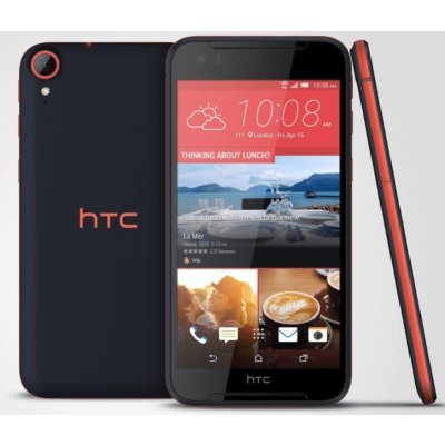 Смартфон HTC Desire 830 dual sim EEA Sunset Blue (99HAJU059-00) liberty project чехол флип для huawei ascend p7 black