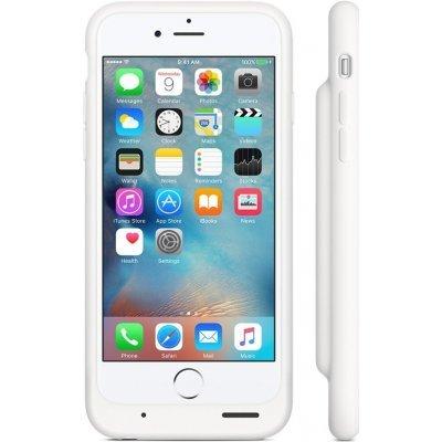 Чехол для смартфона Apple для iPhone 6s Smart Battery Case White (MGQM2ZM/A) аксессуар чехол apple iphone se leather case red mr622zm a