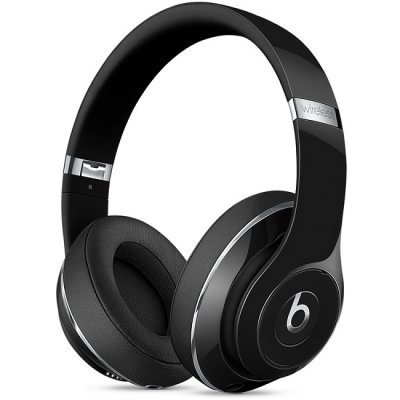 Bluetooth-гарнитура Beats by Dr. Dre Solo2 Wireless Headphones - Gloss Black (MP1F2ZE/A)Bluetooth-гарнитуры Beats<br><br>