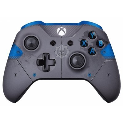 Геймпад для игровой приставки Microsoft Xbox One Wireless Controller Gears of War 4 JD Fenix (WL3-00008)