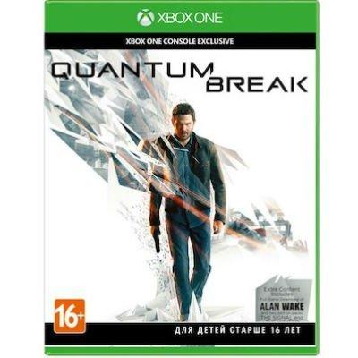 Игра для игровой консоли Microsoft Quantum Break [X1] (U5T-00024)Игры для игровых консолей Microsoft<br><br>