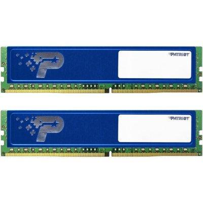 Модуль оперативной памяти ПК Patriot PSD416G2400KH (PSD416G2400KH)Модули оперативной памяти ПК Patriot<br>Модуль памяти 16GB PC19200 DDR4 KIT2 PSD416G2400KH PATRIOT<br>
