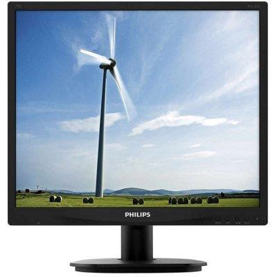 Монитор Philips 19 19S4QAB/00 (19S4QAB/00) монитор 19 philips 19s4lsb5 tn led 1280x1024 5ms dvi vga