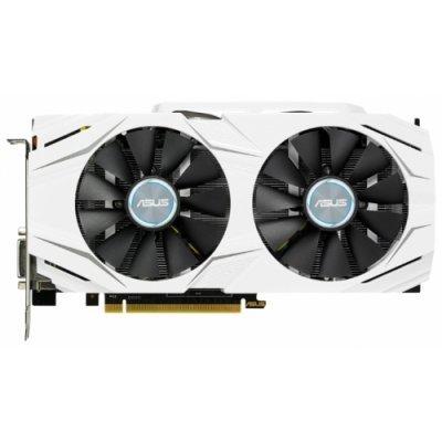 Видеокарта ПК ASUS GeForce GTX 1070 1506Mhz PCI-E 3.0 8192Mb 8008Mhz 256 bit DVI 2xHDMI HDCP Dual (DUAL-GTX1070-8G)Видеокарты ПК ASUS<br>видеокарта NVIDIA GeForce GTX 1070<br>8192 Мб видеопамяти GDDR5<br>частота ядра/памяти: 1506/8008 МГц<br>поддержка режима SLI/CrossFire<br>разъемы DVI, HDMI, DisplayPort x2<br>поддержка DirectX 12, OpenGL 4.5<br>работа с 4 мониторами<br>