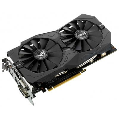 Видеокарта ПК ASUS GeForce GTX 1050 Ti 1379Mhz PCI-E 3.0 4096Mb 7008Mhz 128 bit 2xDVI HDMI HDCP Strix OC Gaming (STRIX-GTX1050TI-O4G-GAMING) видеокарта asus geforce gtx 1060 1620mhz pci e 3 0 6144mb 8208mhz 192 bit dvi hdmi hdcp rog strix gtx1060 o6g gaming