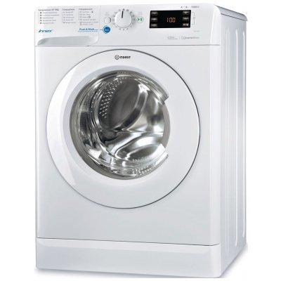 Стиральная машина Indesit BWSE 81082 L B (BWSE 81082 L B) стиральная машина siemens wm 10 n 040 oe