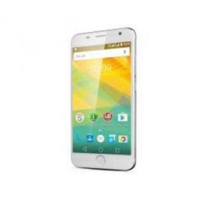 Смартфон Prestigio Grace R7 DS серебристый (PSP7501DUO)Смартфоны Prestigio<br>Android 6.0 5/1280x720 пикс. MediaTek MT6580<br>