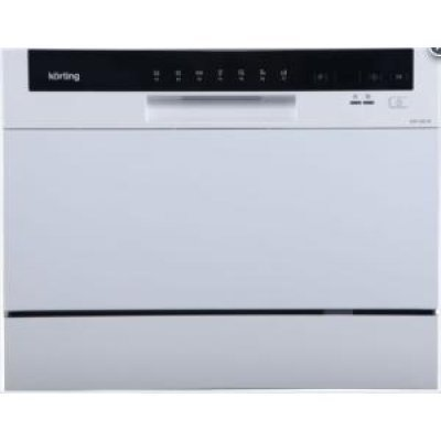 Посудомоечная машина Korting KDF 2050 W (KDF 2050 W)Посудомоечные машины Korting<br>Ширина: 55 см. Цвет: белый. Вместимость: 6 комплектов. Размеры (ШхГхВ): 55х50х43,8 см. Потребление воды: 7 литров. Сушка: конденсационная. Количество программ: 6. Управление: электронное сенсорное управление Touch Control. Дисплей: цифровой. Таймер: звуковой. Уровень шума: 54 дБ. Задержка старта: до ...<br>