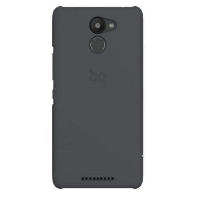 Чехол для смартфона BQ Aquaris U Plus Grey Candy (E000706) чехол для смартфона bq aquaris x5 green candy e000643