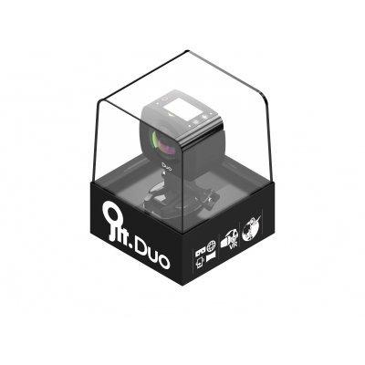 Экшн камера Gigabyte Jolt Duo 360 (2Q002-OMN00-420S)Экшн камеры Gigabyte<br>4MP, f / 2.0, 1920x960/30fps wi-fi 1500 mAh<br>