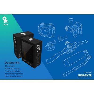 Набор аксессуаров для экшн камеры Gigabyte JOLT Outdoor (2QE99-00037-S20S) домкрат белак бак 00037 32т