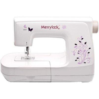 Швейная машина Merrylock 015 белый (MERRYLOCK 015) швейная машина vlk napoli 2400
