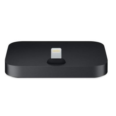 Док-станция для смартфона Apple iPhone Lightning Dock черный (MNN62ZM/A)