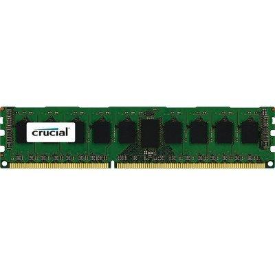 Модуль оперативной памяти ПК Crucial CT51272BA186DJ (CT51272BA186DJ)Модули оперативной памяти ПК Crucial<br>Crucial 4GB DDR3 1866 MT/s (PC3-14900) CL13 Unbuffered ECC UDIMM 240pin 1.35V 4Gb based<br>