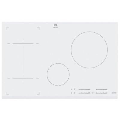 Электрическая варочная панель Electrolux EHI8543F9W (EHI8543F9W)Электрические варочные панели Electrolux<br>электрическая варочная панель<br>стеклокерамическая поверхность<br>индукционные конфорки<br>конфорка с овальной зоной нагрева<br>переключатели сенсорные<br>защита от детей<br>индикатор остаточного тепла<br>независимая установка<br>габариты (ШхГ) 78x52 см<br>