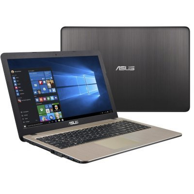 Ноутбук ASUS XMAS X540LA-XX360T (90NB0B01-M13080) (90NB0B01-M13080)Ноутбуки ASUS<br>Intel Core i3 5005U (2.0GHz), 4096MB, 500GB, 15.6 (1366*768), no DVD, Shared VGA, Windows 10, черный, 1.9 кг (90NB0B01-M13080)<br>